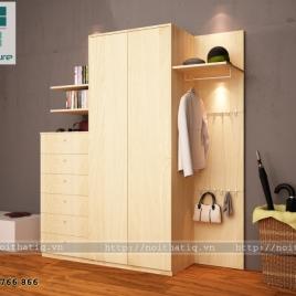 Tủ quần áo - TQA001