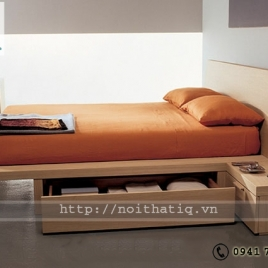 Giường ngủ thông minh -GTM001