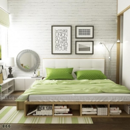 Giường ngủ thông minh -GTTM004