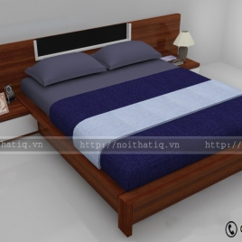 Giường ngủ thông minh - GTM005