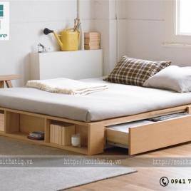 Giường ngủ thông minh - GTM006