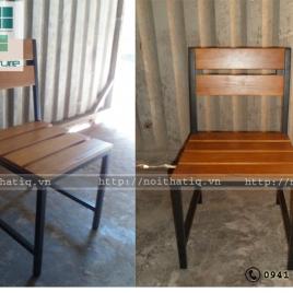 Bàn ghế nhà hàng - BNH002