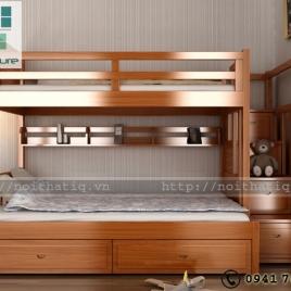 Giường tầng trẻ em- GTTE005