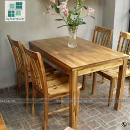 Bàn ghế nhà hàng - BNH003