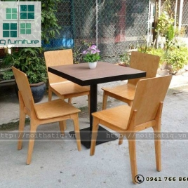 Bàn ghế cafe - BGCF002