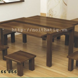 Bàn ghế cafe phong cách - BGCF007