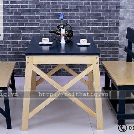 Bàn ghế nhà hàng - BNH005
