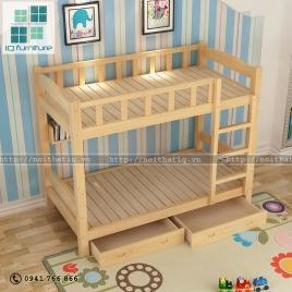 Giường tầng trẻ em - GTTE004