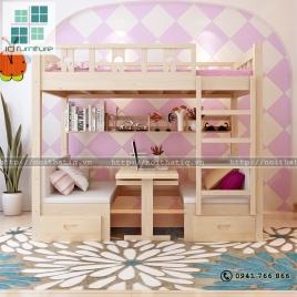 Giường ngủ thông minh - GTM012