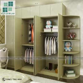 Tủ quần áo - TQA009