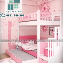Giường Tầng Trẻ Em- GTTE006