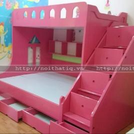 Giường Tầng Trẻ Em- GTTE007