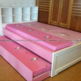 Giường ngủ cho bé gái  : GTM 013
