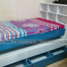 Giường ngủ thông minh dành cho bé trai  : GTM 014