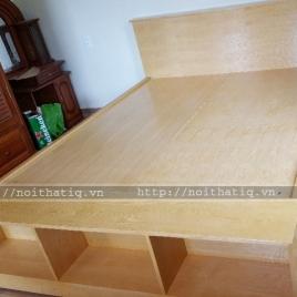 Giường ngủ gỗ Hải Phòng : GTM 015
