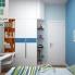 Thiết kế nội thất phòng ngủ chung cư Hải Phòng