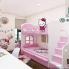 Thiết kế nội thất phòng ngủ bé gái Hải Phòng