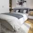 Những lưu ý trong bài trí nội thất cho một căn phòng ngủ hiện đại