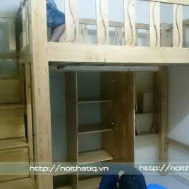 Giường tầng trẻ em GTTE011