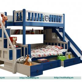 Giường tầng trẻ em - GTTE 015