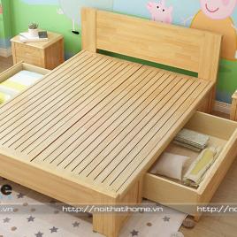 Giường ngủ thông minh - GTM 022