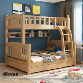 Giường tầng trẻ em - GTTE 016