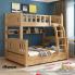 Giường Tầng Gỗ Tự Nhiên Giá Rẻ Cho Người Lớn & Trẻ Em