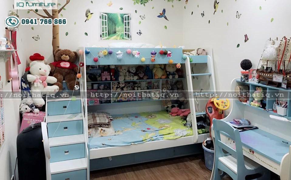 Cách chọn mua lắp đặt giường ngủ đẹp cho phòng tại Hải phòng