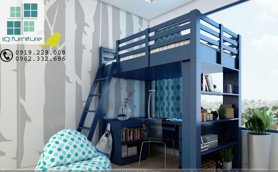 Cách lựa chọn giường tầng trẻ em tại Hải Phòng sao cho phù hợp.