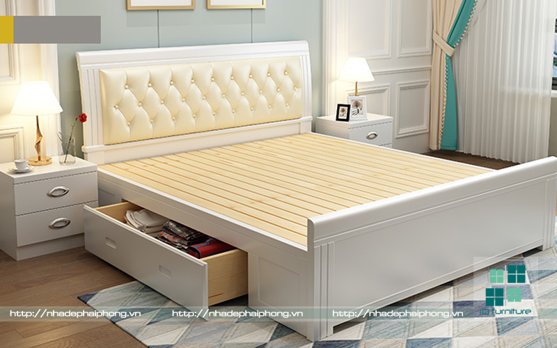 Kích cỡ giường phong thủy