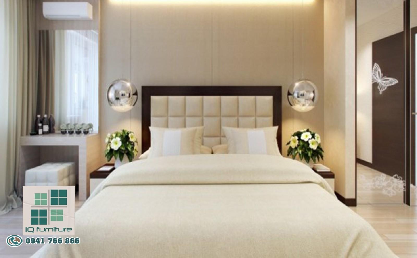 Thiết kế nội thất phòng ngủ cho mùa cưới năm 2017