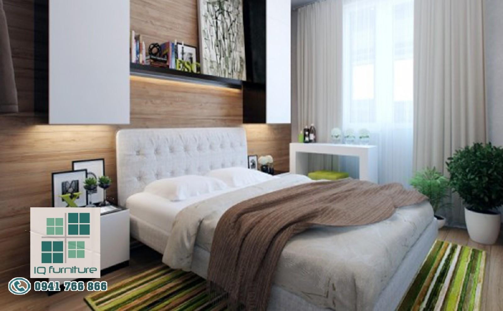 Thiết kế nội thất phòng ngủ Hải Phòng
