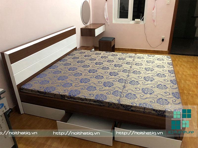 Thiết kế phòng ngủ diện tích nhỏ tại Hải Phòng