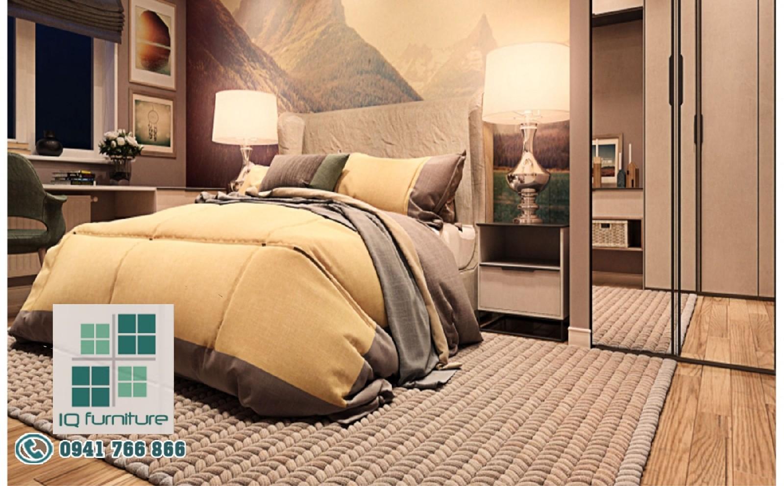 Xu hướng thiết kế nội thất phòng ngủ đẹp Hải Phòng